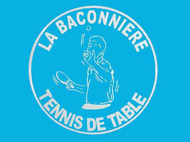 LA BACONNIERE TENNIS DE TABLE